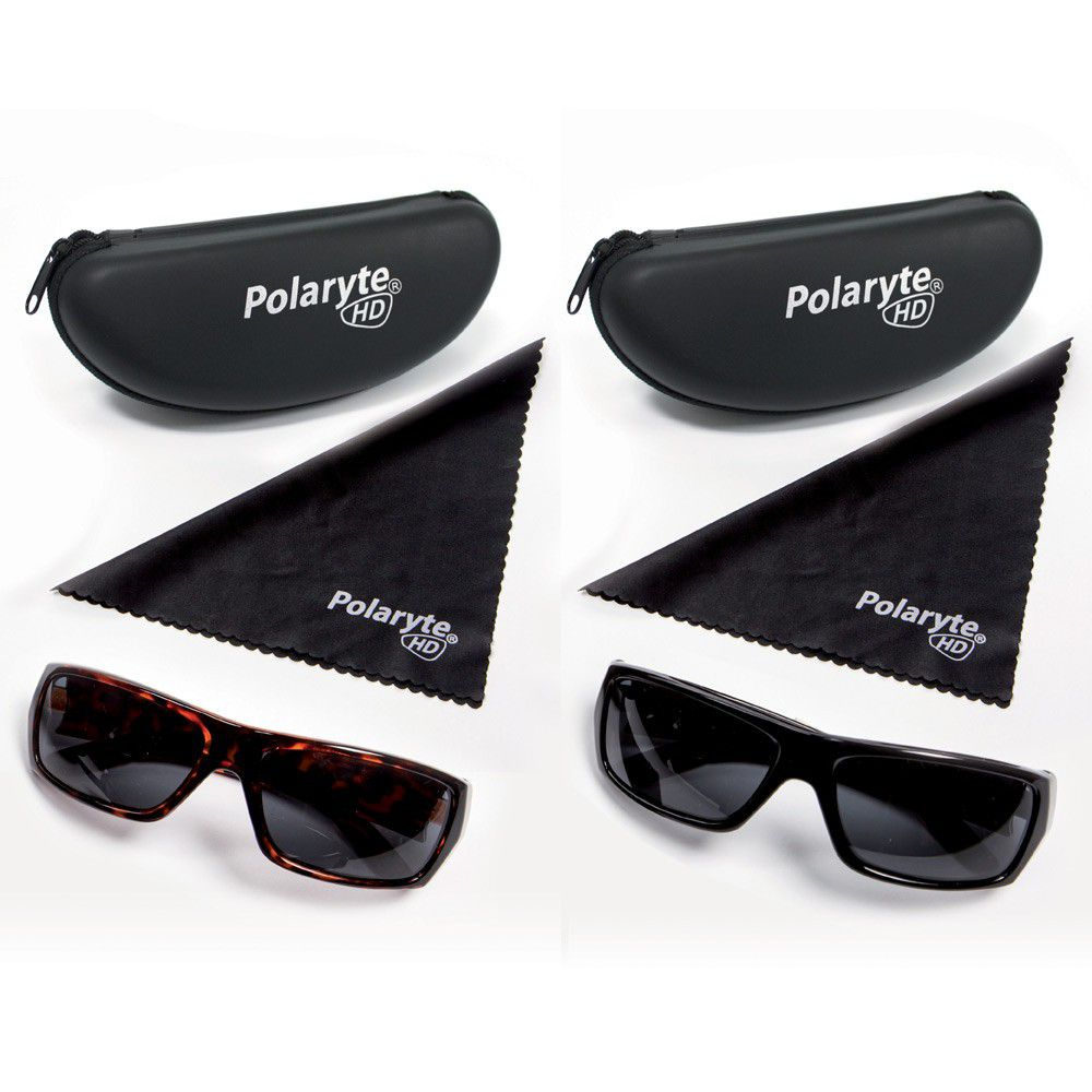 44cb87431bed Polaryte HD Polarized Sunglasses for Men and Women - Be CODD