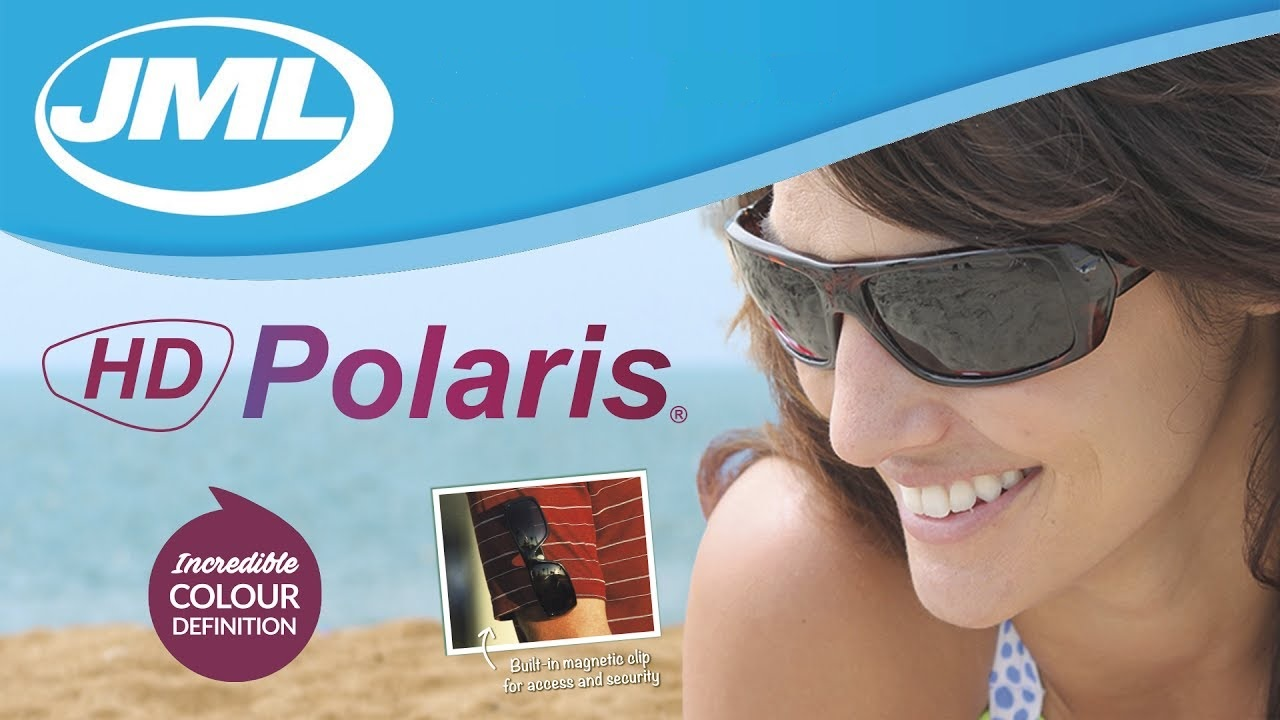 ba633ce769 Polaryte HD Polarized Sunglasses for Men and Women - Be CODD