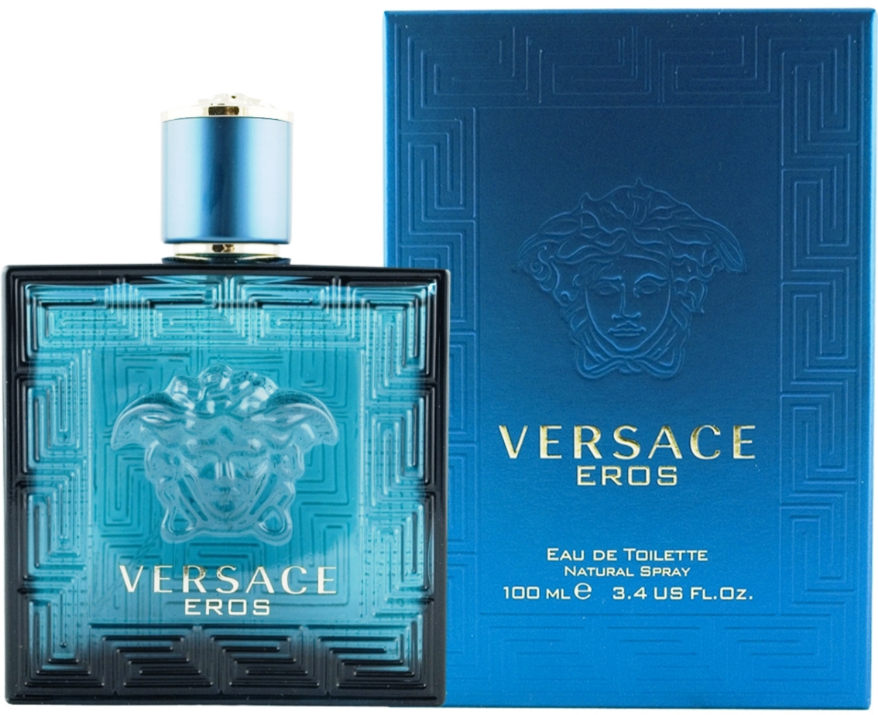 Versace Eros Edt 100 Ml Be Codd