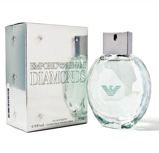 Diamonds 100 Armani Ml Women For zGSpVqUM